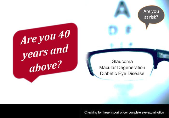 Eye Screening Adults